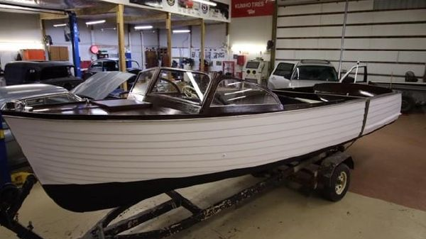 Chris-Craft 22 Sea Skiff