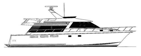 Ocean Alexander 610 Pilothouse image