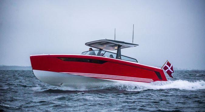 X-Yachts X-Power 33 - main image