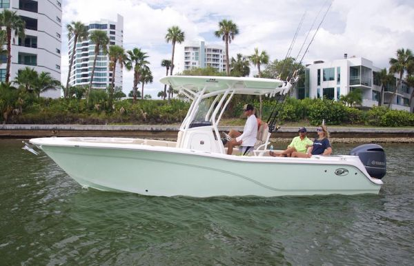 2019 Sea Fox 248 Commander