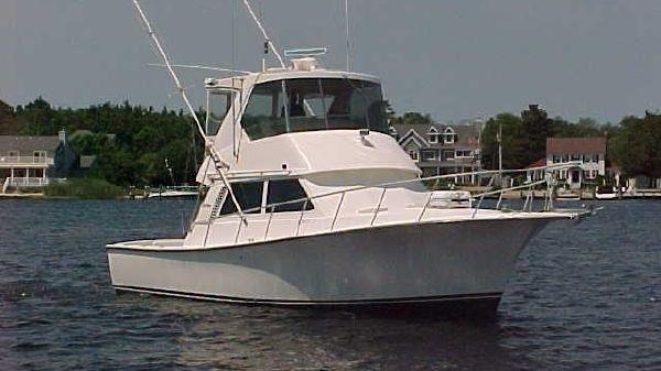 Henriques 38 Sportfisherman