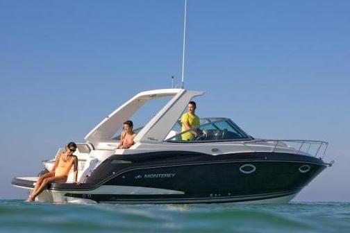 Monterey 275 Sport Yacht - main image