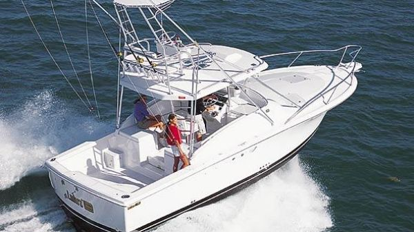 Luhrs 29 Open