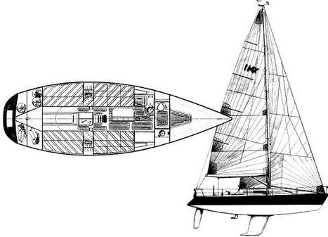 X-Yachts IMX-38 image