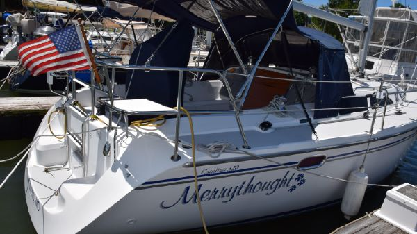 Catalina 320 Merrythought