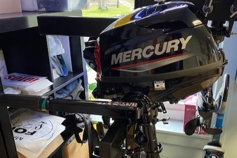 Mercury 3.5HP OUTBOARD image