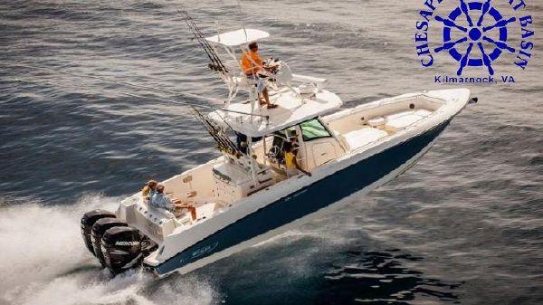 Boston Whaler 350 Outrage