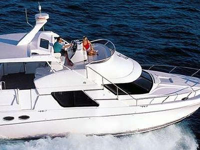 1999 Silverton<span>392 Motor Yacht</span>