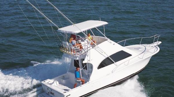 Luhrs 34 Convertible