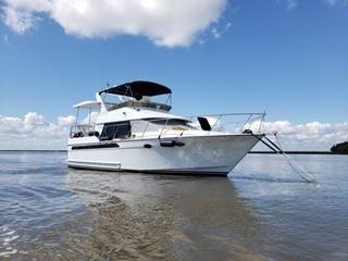 Ocean Alexander 390 Sundeck