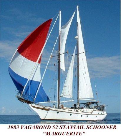 1983 Vagabond Vagabond 52 Staysail Schooner