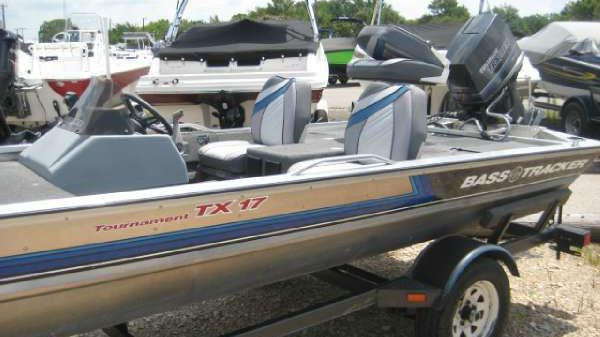 Tracker TX 17