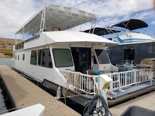 Fun Country Houseboat - main image