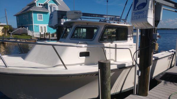 Parker 2520 SL Sport Cabin