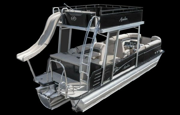 2019 Tahoe Pontoon Cascade Platinum Funship Entertainer - 25'