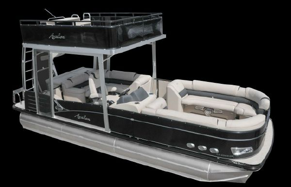 2019 Tahoe Pontoon Cascade Platinum Funship Entertainer - 27'
