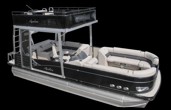 2018 Tahoe Pontoon Cascade Platinum Cruise Funship - 27'
