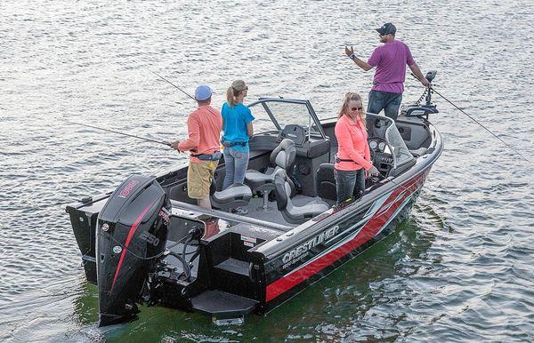 2019 Crestliner 1850 Sportfish Outboard