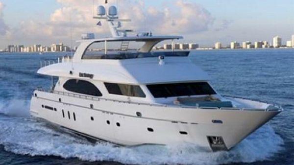 Hargrave 105 Motor Yacht