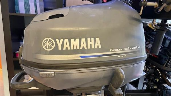 Yamaha Outboards 4HP OUTBOARD
