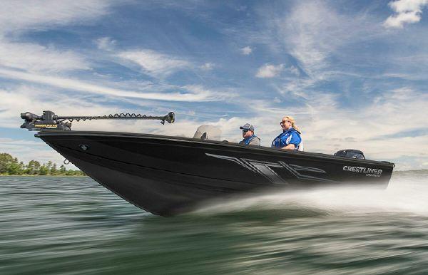 2019 Crestliner 1750 Raptor SC