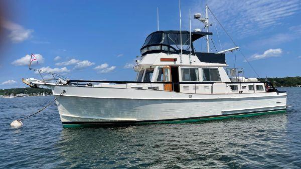 Grand Banks 46 Classic Trawler