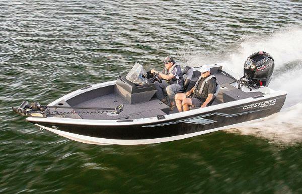 2019 Crestliner 1850 Fish Hawk SC JS