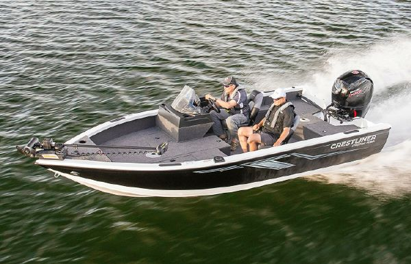 2019 Crestliner 1850 Fish Hawk SC