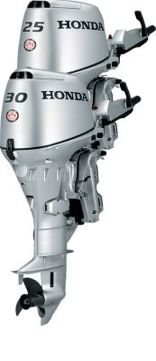 Honda BF25 - main image