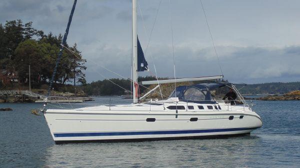 Hunter 460 Port Profile