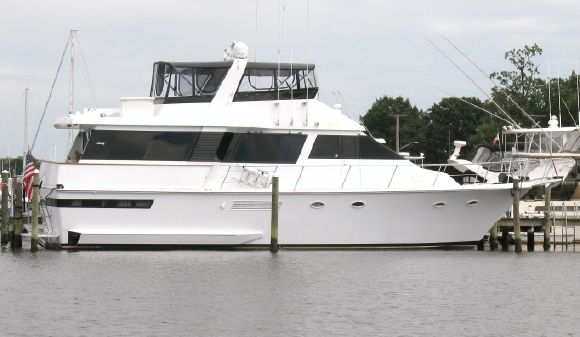 Viking 55 Motor Yacht Widebody image