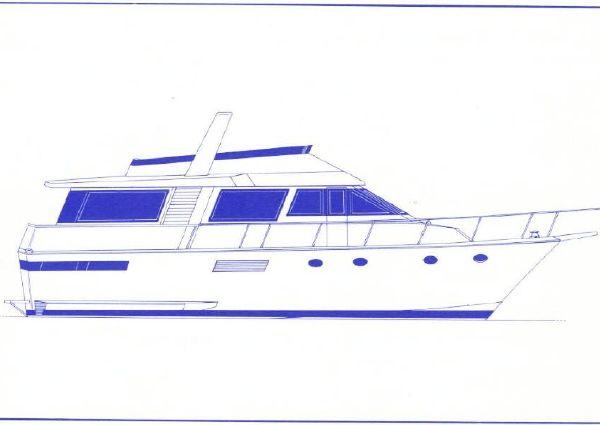 Viking 55 Motor Yacht Widebody image