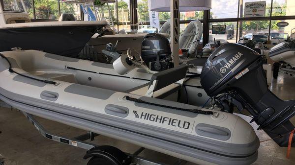 Highfield Classic 420 FCT Console