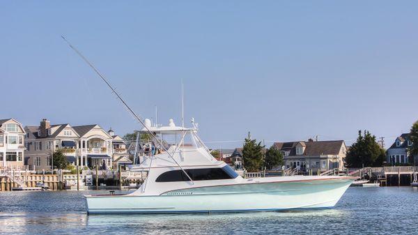 Scarborough 56 Custom Carolina Sportfish