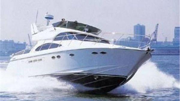 Dyna Flybridge Motor Yacht