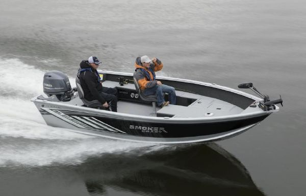 2020 Smoker Craft Adventurer 168 T