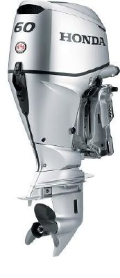 Honda BF60 - main image