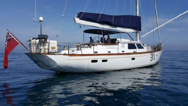 Ron Holland Yacht 1997