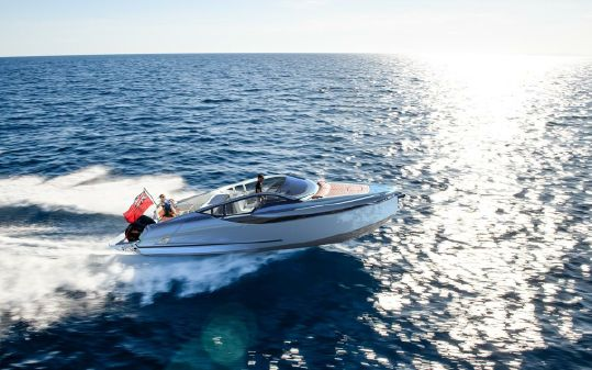 Fairline F//Line 33 Outboard image