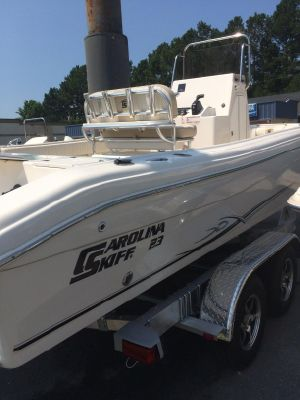 Carolina Skiff 23 Ultra Elite - main image