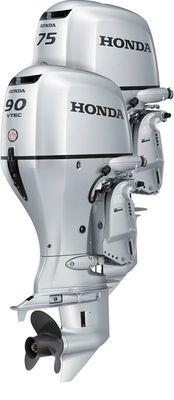Honda BF75EFI - main image