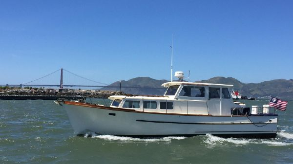 Roughwater Aft Cabin Pilothouse