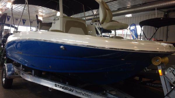 Stingray 206cc