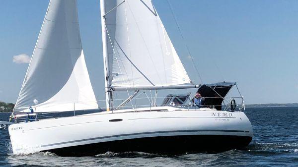 Beneteau 34 Oceanis Sailing