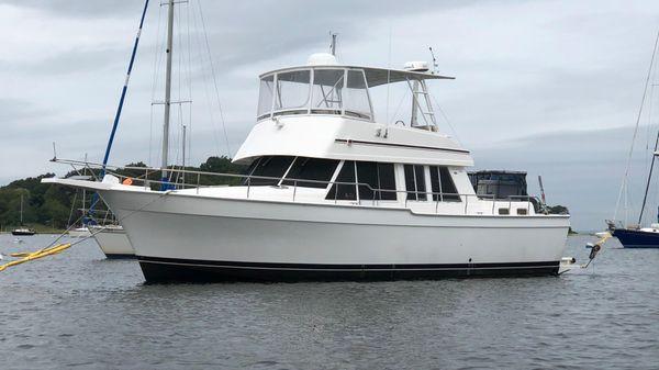 Mainship 430 Trawler