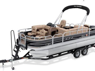 2021 Sun Tracker<span>Fishin' Barge 20 DLX</span>