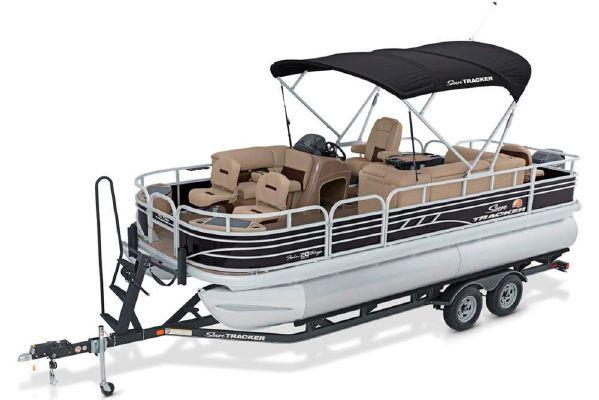Sun Tracker Fishin' Barge 20 DLX - main image