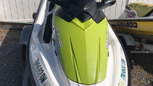 Seadoo GTI SE155