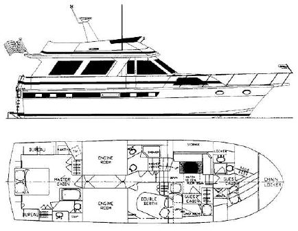 Jefferson Marquessa 52 Extended Deckhouse image