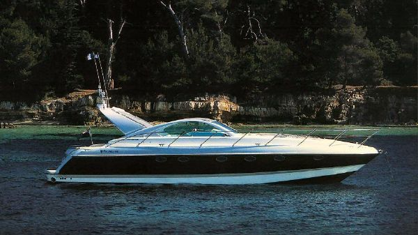 Fairline Targa 48 Brochure Shot